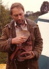 Photo: 1979, Emsfahrt: 1. Teil der Schuhreparatur