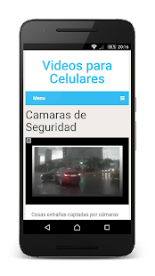 Security Cameras Videos- screenshot thumbnail