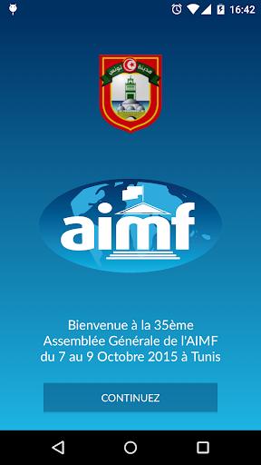 35ème Assemblée Générale AIMF
