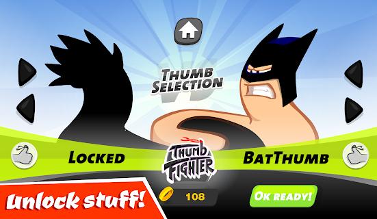 Thumb Fighter screenshot 10
