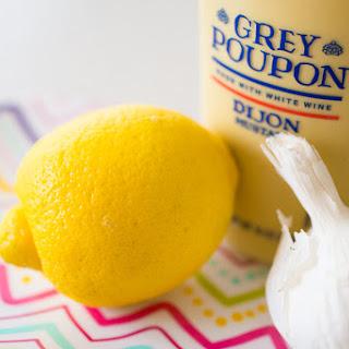 Lemon Garlic Dijon Marinade.