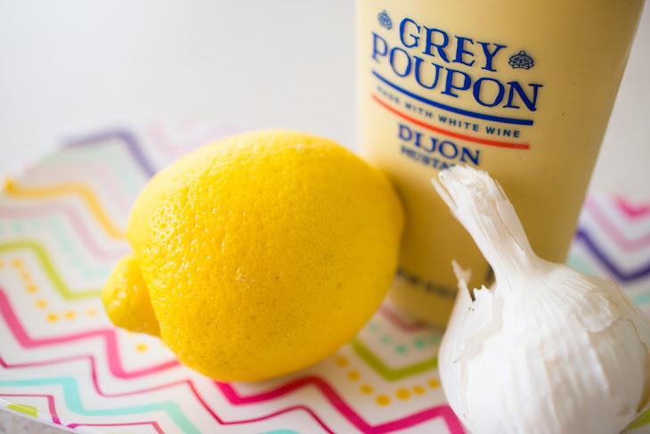 Lemon Garlic Dijon Marinade