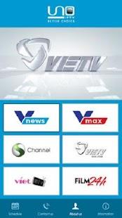 UNOIPTV - náhled