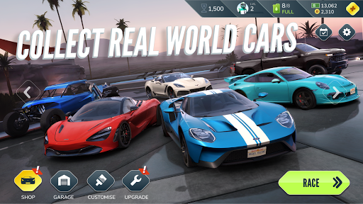 Rebel Racing 0.50.5530 screenshots 2