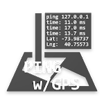 NetSurvey (ping with GPS) 1.3