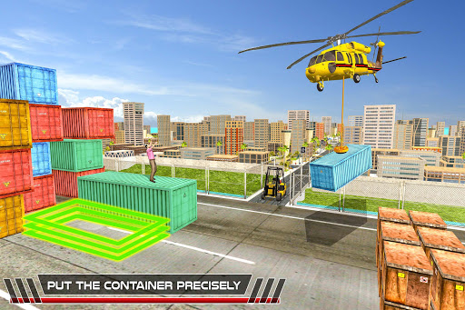 US Helicopter 3D: Helicopter Games 2018 3 screenshots 5