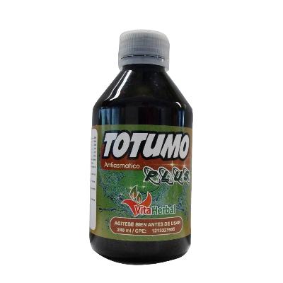 totumo plus 240ml jarabe herbaplant