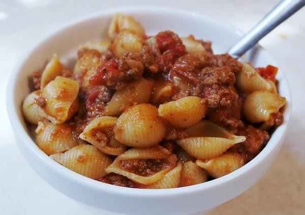 Lynn's Sweet & Savory Goulash Recipe