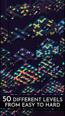 Go Ahead – Challenging Geometric Logic Puzzle Gameのおすすめ画像5