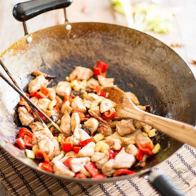 Kung Pao Pork – a Recipe From Paleo Takeout Recipe