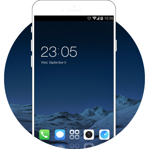 Theme for Vivo Y53 HD