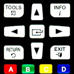 TV Remote Control for Samsung (IR - infrared) Icon