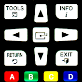 TV Remote Control for Samsung
