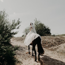 Свадебный фотограф Darya Mitina (daryamitina). Фотография от 17.09.2017