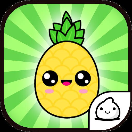 Pineapple Evolution Clicker (game)