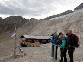 Photo: Rif. Capanna al Ghiacciaio della Marmolada - 2700 m n/v