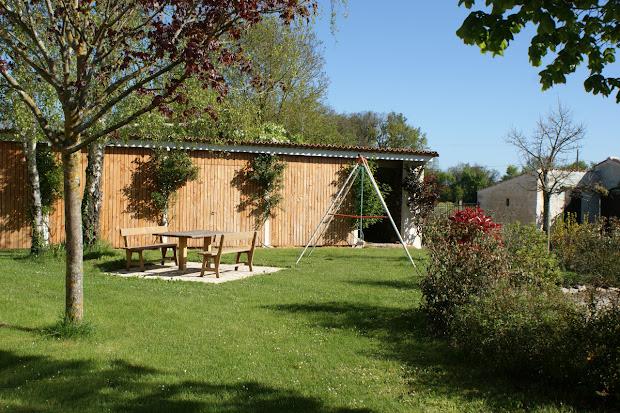 Casa rural de alquiler para 3 personas en Surgeres cerca de La Rochelle costa atlantica de Francia