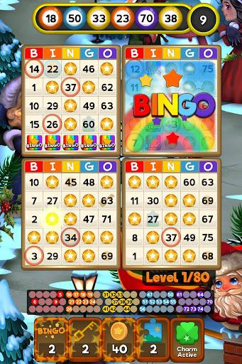 Bingo Xmas Holiday: Santa & Friends  captures d'écran 4