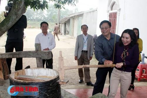 Du lịch Hà Tĩnh trải nghiệm làng quê 4