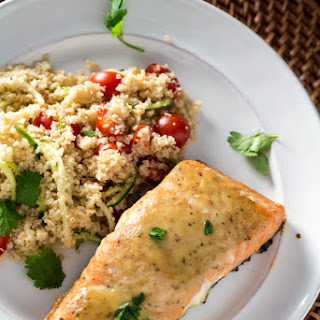 Salmon Red Wine Vinegar Recipes