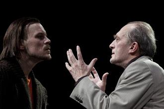 "Photo: ""Immer noch Sturm"", Peter Handke, Badisches Staatstheater, HP1 18.01.2012"