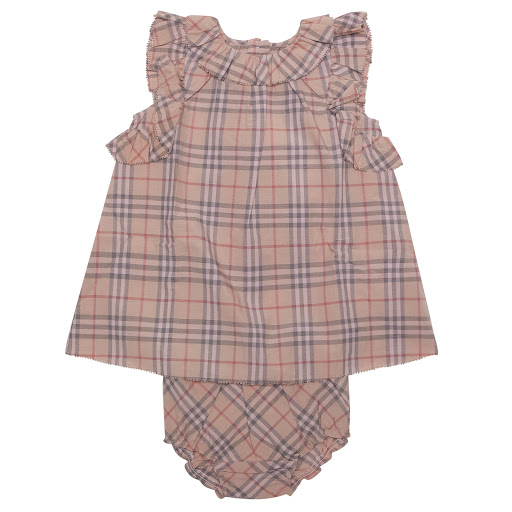 Primary image of Burberry Dress & Knicker Set