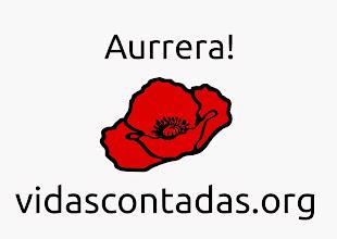 Photo: Si quieres apoyar el proyecto, hazte una foto con la amapola y remítela con tu nombre a vidascontadas.memoria(arroba)gmail.com. https://www.facebook.com/pages/Vidas-Contadas/625126120841139 https://docs.google.com/forms/d/1_Rv1isGlHGVW5SC58Uec3xd3nuVZ1-qZYHypwNAW1po/viewform