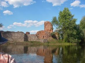 Photo: Ruiny zamku w Bobrownikach...