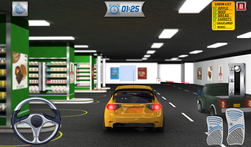 Drive Thru Supermarket 3D Sim 1.7 screenshots 21