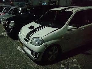 Keiワークス  HN22S 前期4WD  弐号機のカスタム事例画像 りょたっち@Tiny Racingさんの2018年10月21日16:39の投稿