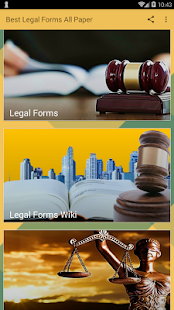 Best Legal Forms All Paper Comprehensive Example - náhled