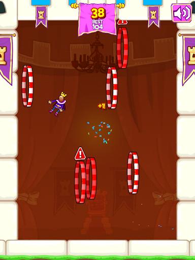 Bouncy Kingdom ragdoll physics