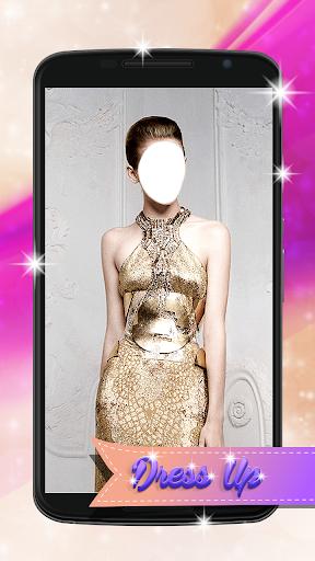 連衣裙 穿搭 – 照片編輯工具