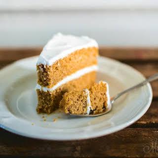 Spice Cake (Gluten-Free, Dairy-Free, Sugar-Free).