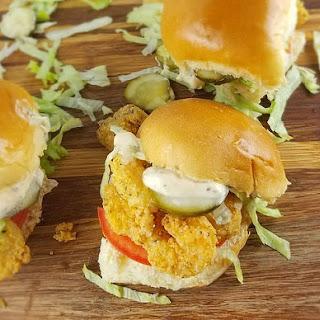 Shrimp Po' Boy Sliders Recipe
