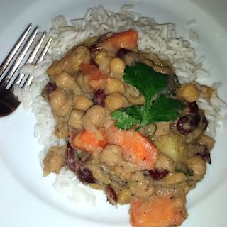 Jamaican-Style Coconut Bean Stew.