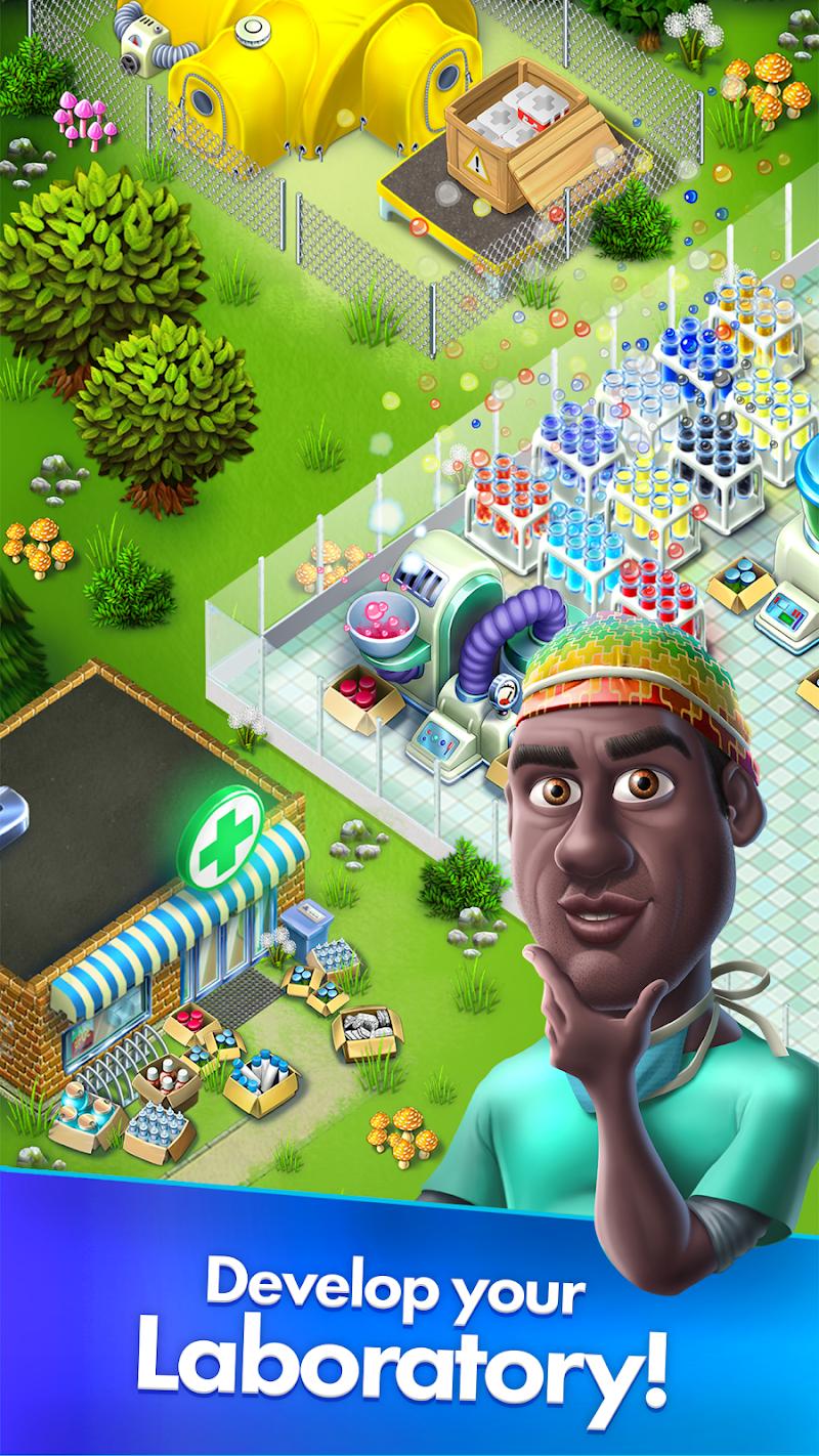 My Hospital: Build. Farm. Heal Screenshot 2