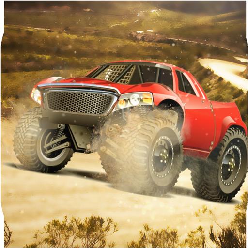 Real Offroad Pickup 4x4 Up Hill Climb 3D Simulator