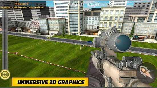 Highway Sniper Shooter Screenshot