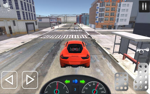 Furious Deadly Car Racing screenshot 3