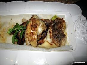 Photo: Prepare lionfish, in this case lightly breaded and fried...D-E-E-E-E-E-LICIOUS