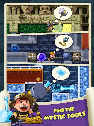 Diamond Quest: Don't Rush! screenshots 12