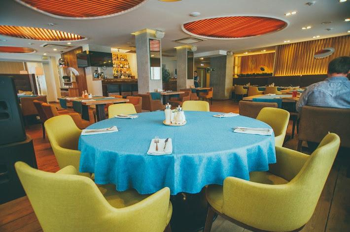 Фото №4 зала Зал ресторана «Цветы»