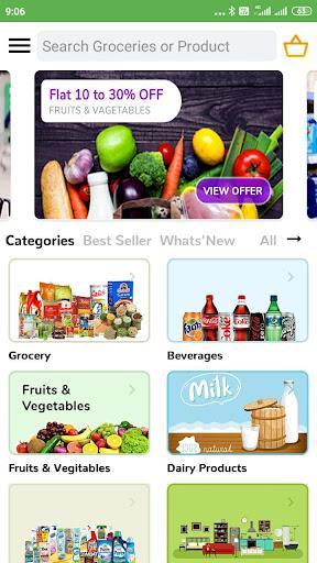 Peppermint - Bokaro Online Grocery Store screenshot 1