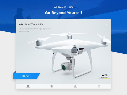 DJI GO 4--For drones since P4 – Apps on Google Play