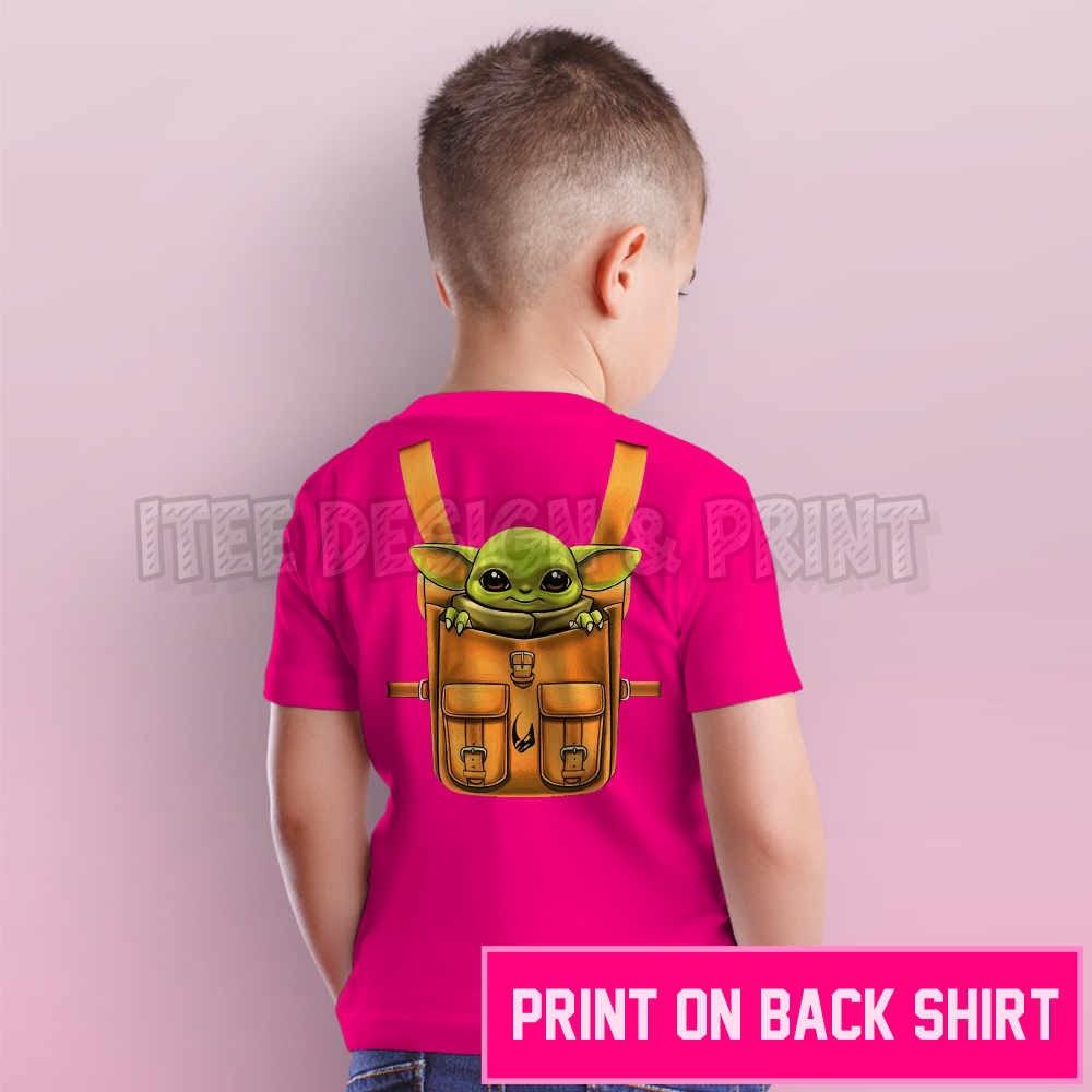 Yoda Star War Backpack 18
