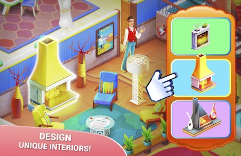Hidden Hotel Mod Apk 1.1.46 (Unlimited Energy + Coins + Star) 3