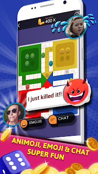 Ludo Game apk screenshot