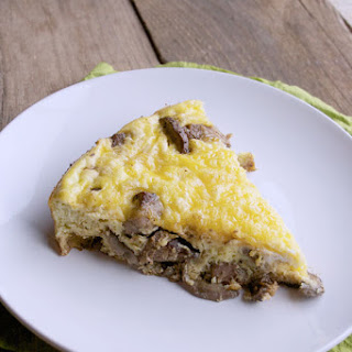 Steak And Cheese Frittata Recipes