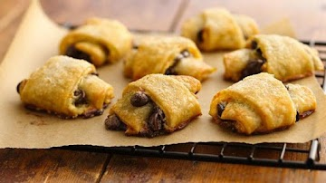 Chocolate-orange Pastries Recipe